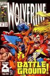 Wolverine #68 comic books - cover scans photos Wolverine #68 comic books - covers, picture gallery