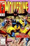 Wolverine #69 Comic Books - Covers, Scans, Photos  in Wolverine Comic Books - Covers, Scans, Gallery
