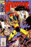 Wolverine #73 comic books - cover scans photos Wolverine #73 comic books - covers, picture gallery