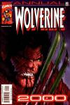Wolverine #2000 comic books - cover scans photos Wolverine #2000 comic books - covers, picture gallery