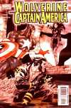 Wolverine/Captain America #2 comic books for sale