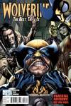 Wolverine: The Best There Is #3 comic books for sale