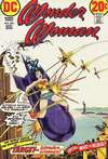 Wonder Woman #205 comic books for sale