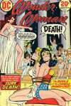 Wonder Woman #207 comic books - cover scans photos Wonder Woman #207 comic books - covers, picture gallery