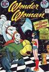 Wonder Woman #208 comic books for sale