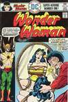 Wonder Woman #221 comic books - cover scans photos Wonder Woman #221 comic books - covers, picture gallery