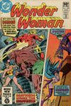 Wonder Woman #282 comic books - cover scans photos Wonder Woman #282 comic books - covers, picture gallery