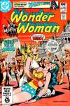Wonder Woman #286 comic books - cover scans photos Wonder Woman #286 comic books - covers, picture gallery