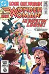 Wonder Woman #288 comic books - cover scans photos Wonder Woman #288 comic books - covers, picture gallery