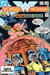 Wonder Woman #309 comic books - cover scans photos Wonder Woman #309 comic books - covers, picture gallery
