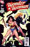 Wonder Woman #34 comic books - cover scans photos Wonder Woman #34 comic books - covers, picture gallery