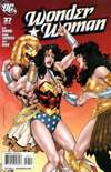 Wonder Woman #37 comic books - cover scans photos Wonder Woman #37 comic books - covers, picture gallery