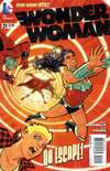 Wonder Woman #21 comic books for sale