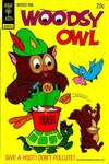Woodsy Owl comic books