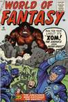 World of Fantasy #18 comic books for sale