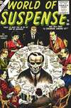 World of Suspense comic books