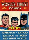World's Finest Comics comic books