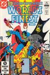 World's Finest Comics #284 comic books - cover scans photos World's Finest Comics #284 comic books - covers, picture gallery