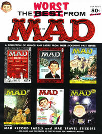 Worst From Mad #1 comic books for sale