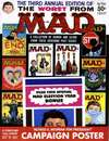 Worst From Mad #3 comic books for sale