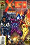 X-51 #4 comic books - cover scans photos X-51 #4 comic books - covers, picture gallery