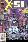 X-51 #9 comic books - cover scans photos X-51 #9 comic books - covers, picture gallery