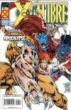 X-Calibre #4 comic books for sale