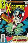 X-Factor #-1 comic books for sale