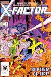 X-Factor #1 comic books - cover scans photos X-Factor #1 comic books - covers, picture gallery