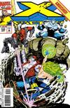 X-Factor #102 comic books - cover scans photos X-Factor #102 comic books - covers, picture gallery