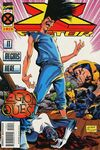 X-Factor #109 comic books - cover scans photos X-Factor #109 comic books - covers, picture gallery