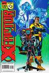 X-Factor #114 comic books for sale