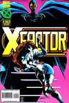 X-Factor #115 comic books - cover scans photos X-Factor #115 comic books - covers, picture gallery