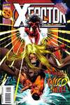 X-Factor #116 comic books - cover scans photos X-Factor #116 comic books - covers, picture gallery