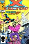 X-Factor #12 comic books - cover scans photos X-Factor #12 comic books - covers, picture gallery