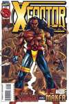 X-Factor #121 comic books for sale