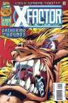 X-Factor #122 comic books - cover scans photos X-Factor #122 comic books - covers, picture gallery