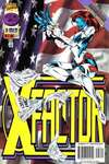X-Factor #127 comic books - cover scans photos X-Factor #127 comic books - covers, picture gallery