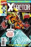 X-Factor #136 comic books - cover scans photos X-Factor #136 comic books - covers, picture gallery