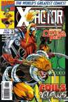 X-Factor #138 comic books - cover scans photos X-Factor #138 comic books - covers, picture gallery