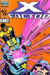 X-Factor #14 comic books - cover scans photos X-Factor #14 comic books - covers, picture gallery