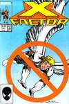 X-Factor #15 comic books - cover scans photos X-Factor #15 comic books - covers, picture gallery