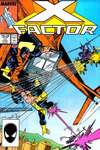 X-Factor #17 comic books - cover scans photos X-Factor #17 comic books - covers, picture gallery