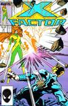 X-Factor #18 comic books - cover scans photos X-Factor #18 comic books - covers, picture gallery