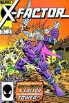 X-Factor #2 comic books - cover scans photos X-Factor #2 comic books - covers, picture gallery