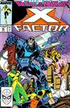 X-Factor #25 comic books - cover scans photos X-Factor #25 comic books - covers, picture gallery