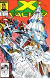 X-Factor #27 comic books - cover scans photos X-Factor #27 comic books - covers, picture gallery
