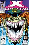 X-Factor #30 comic books - cover scans photos X-Factor #30 comic books - covers, picture gallery