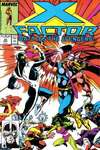X-Factor #32 comic books - cover scans photos X-Factor #32 comic books - covers, picture gallery
