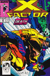 X-Factor #34 comic books - cover scans photos X-Factor #34 comic books - covers, picture gallery